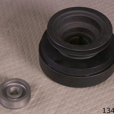 Testarossa Crank/Alternator Pulley Kit