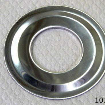 Stainless steel trim for Cromodora 15″ mag wheels