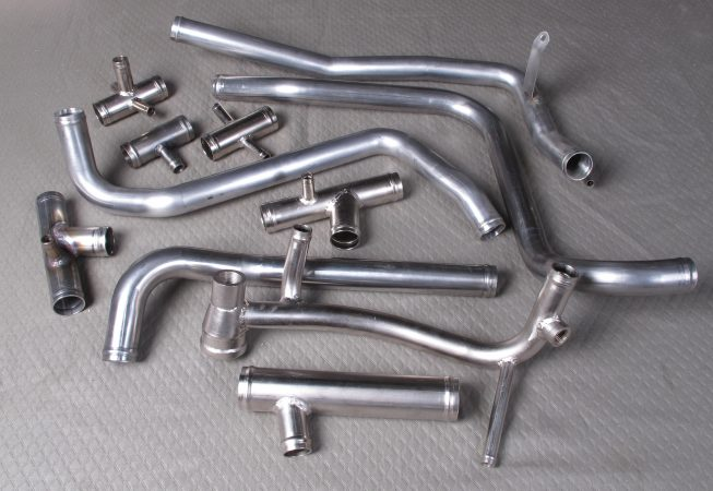 Reproduction coolant pipes/hoses for 330GTC and 246 Dino