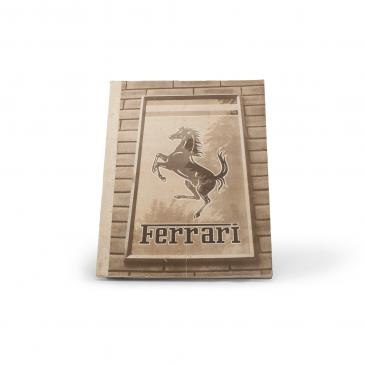 SOLD: 1951 Ferrari Yearbook