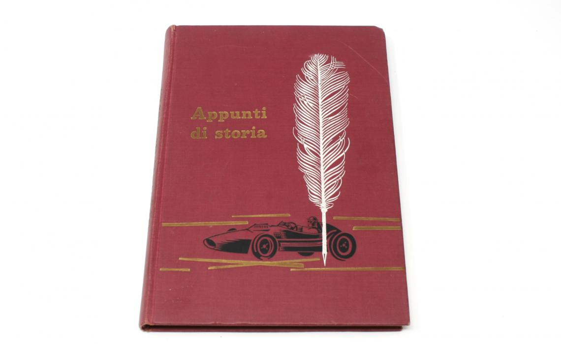 Appunti di Storia 1957, front cover