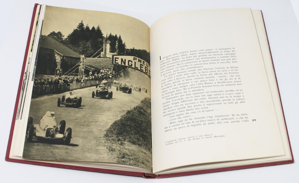 Appunti di Storia 1957, Interior 5