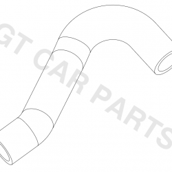 107783 OIl Drain Back Hose
